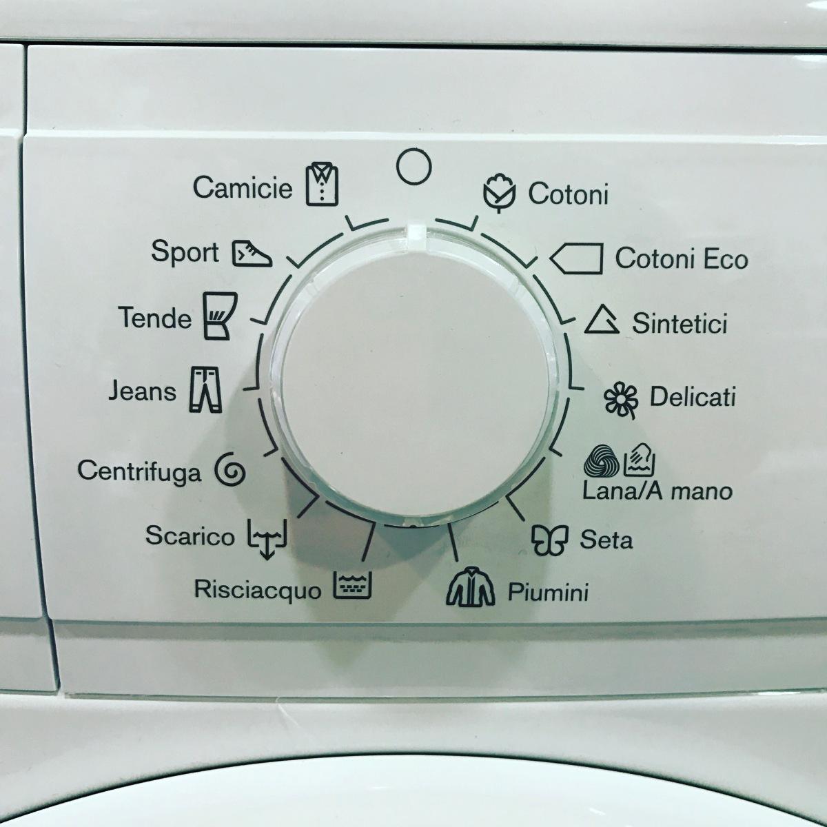 I Simboli Della Lavatrice Caricovariabile